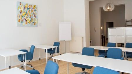 Berlin workshop spaces Meetingraum Kreative Workshopräume image 4