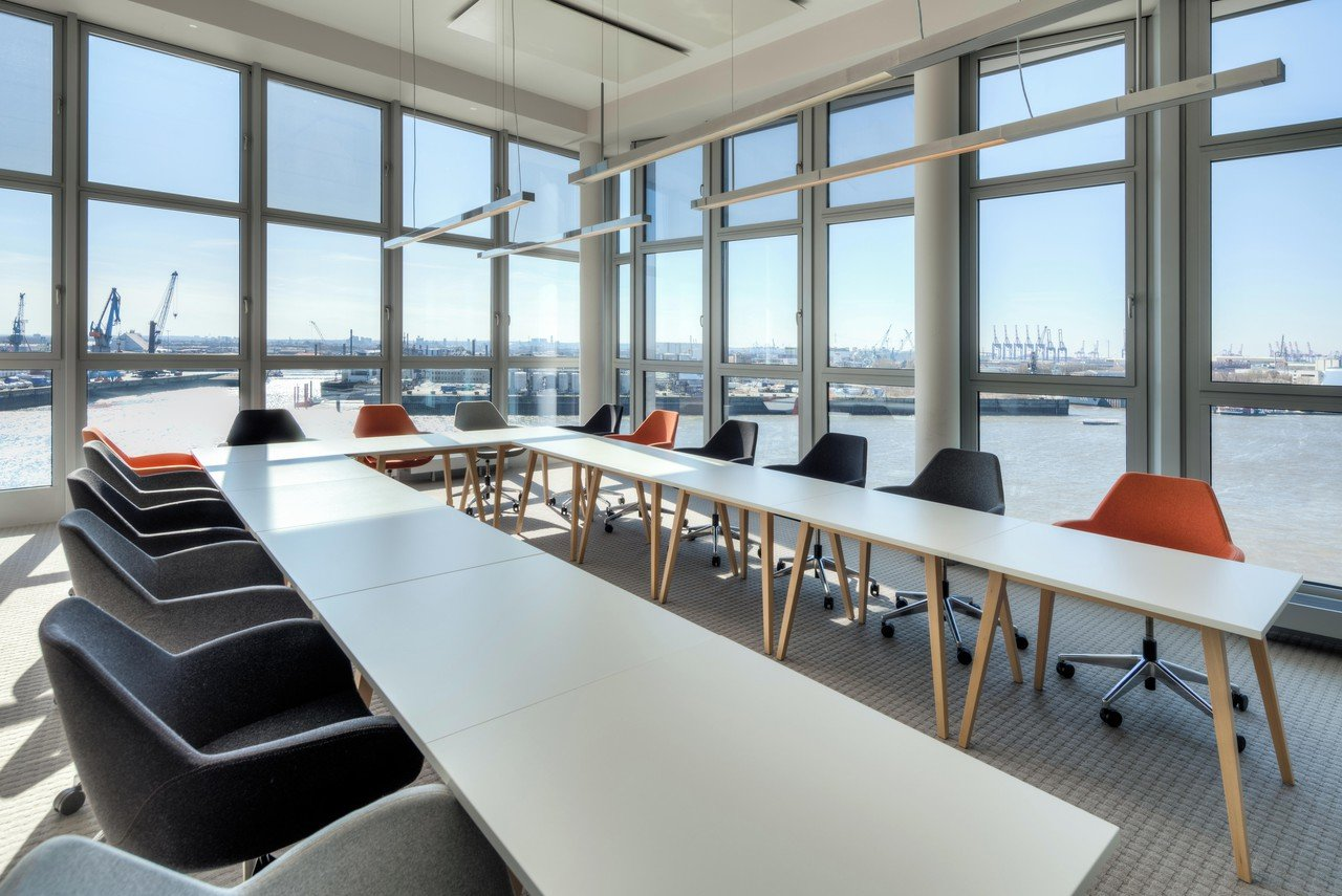 Hamburg training rooms Meeting room Room Elbphilharmonie image 0