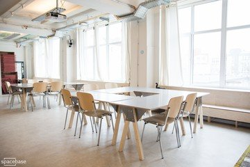 Berlin corporate event venues Espace de Coworking Ahoy! Berlin - Open Room image 3
