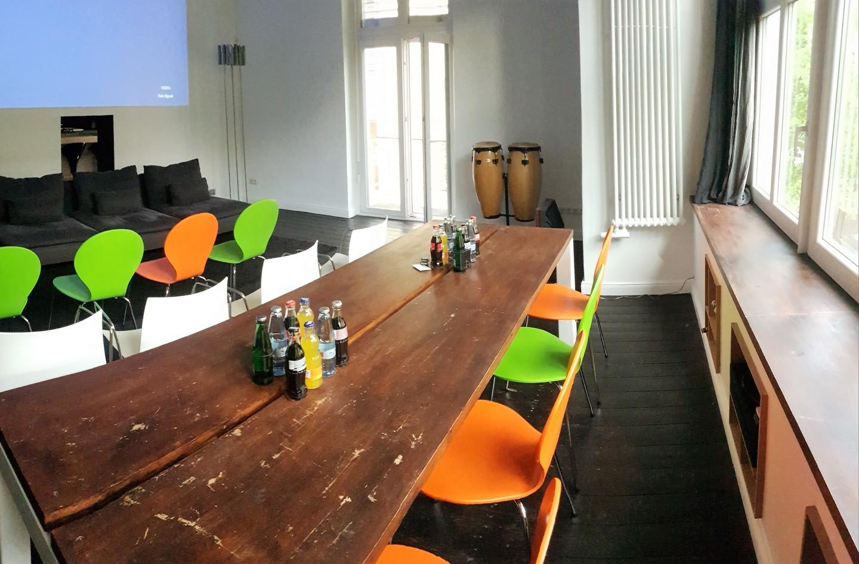 Dortmund seminar rooms Private residence Architect Flat, City image 7