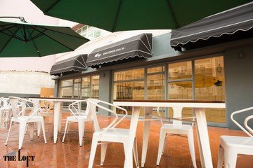 Hong Kong corporate event venues Terrasse The Loft - Terrace image 0