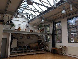 Dortmund workshop spaces Industriegebäude Parzelle im Depot image 4