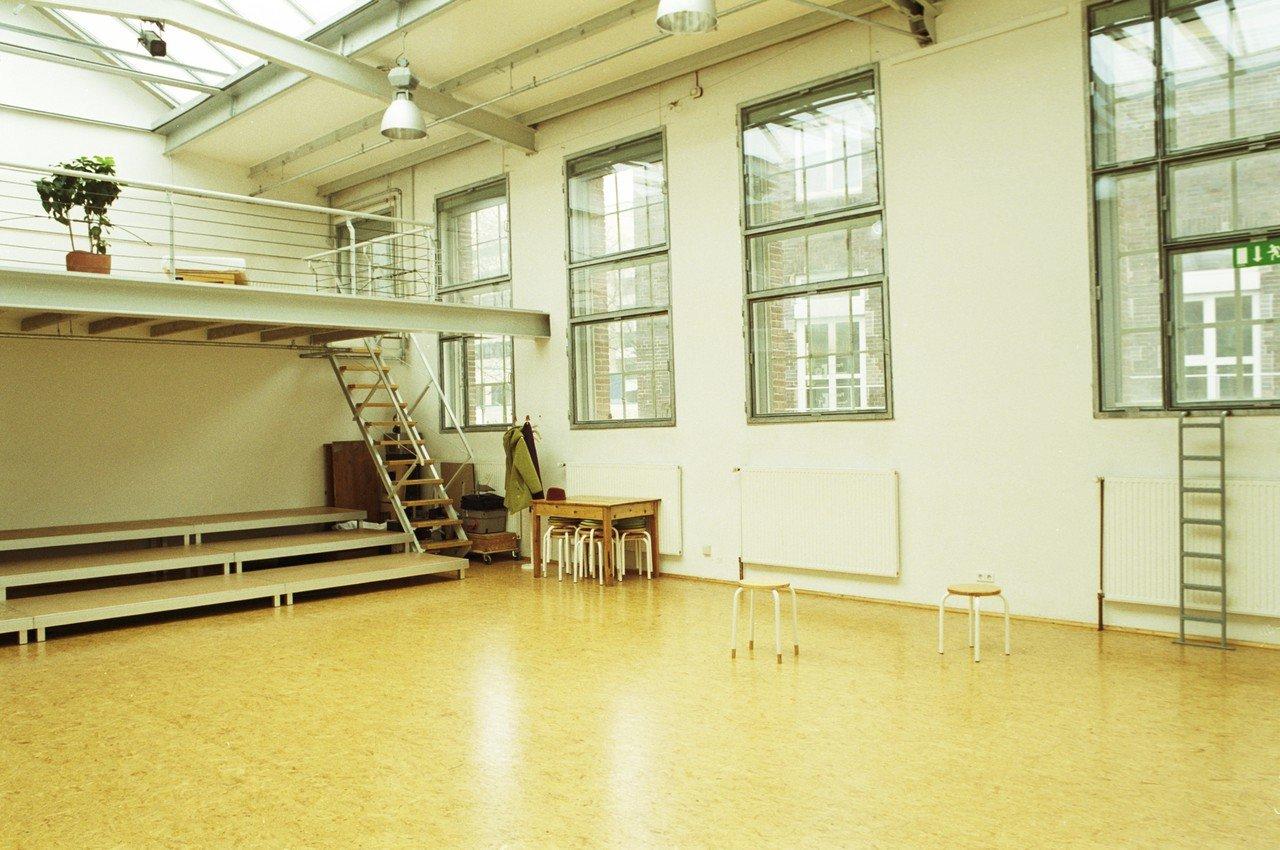 Dortmund workshop spaces Industriegebäude Parzelle im Depot image 0
