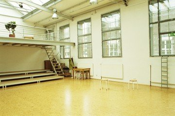 Dortmund workshop spaces Industrial space Parzelle im Depot image 0