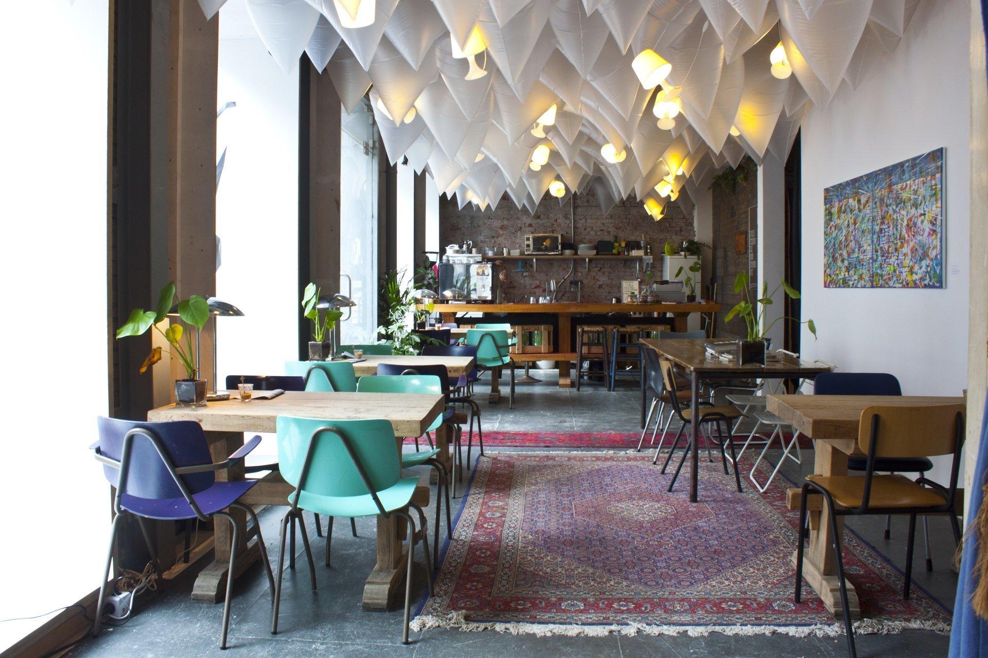 Rotterdam seminar rooms Galerie d'art KC Kunst Caffe  image 0