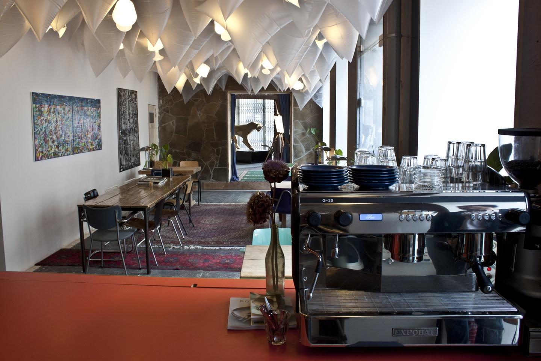 Rotterdam seminar rooms Galerie d'art KC Kunst Caffe  image 2