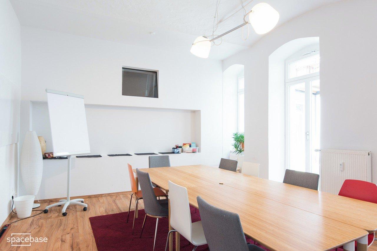 Berlin Besprechungsräume Meeting room Meetingraum mit eigenem Eingang image 0