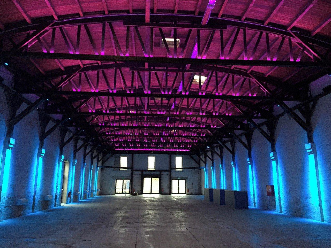 Copenhagen corporate event venues Party room Papirhallen image 0