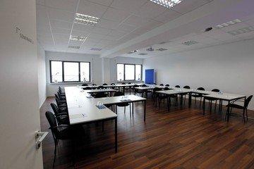 Düsseldorf training rooms Industriegebäude Studieninstitut für Kommunikation GmbH Raum 1 image 8