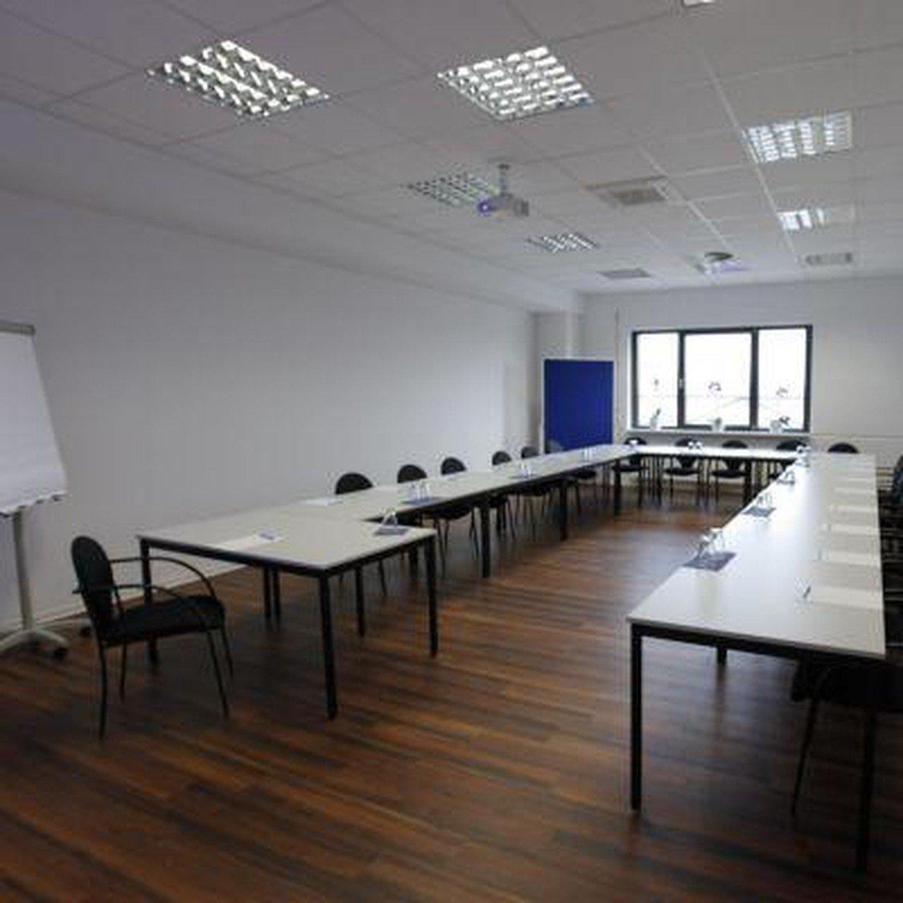 Düsseldorf Schulungsräume Lieu industriel Studieninstitut für Kommunikation GmbH (Raum 1) image 1