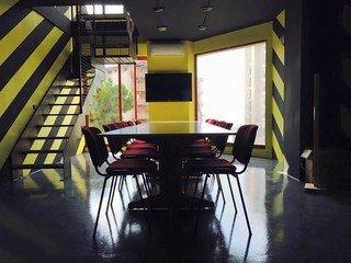 Rest der Welt training rooms Meetingraum workart image 1