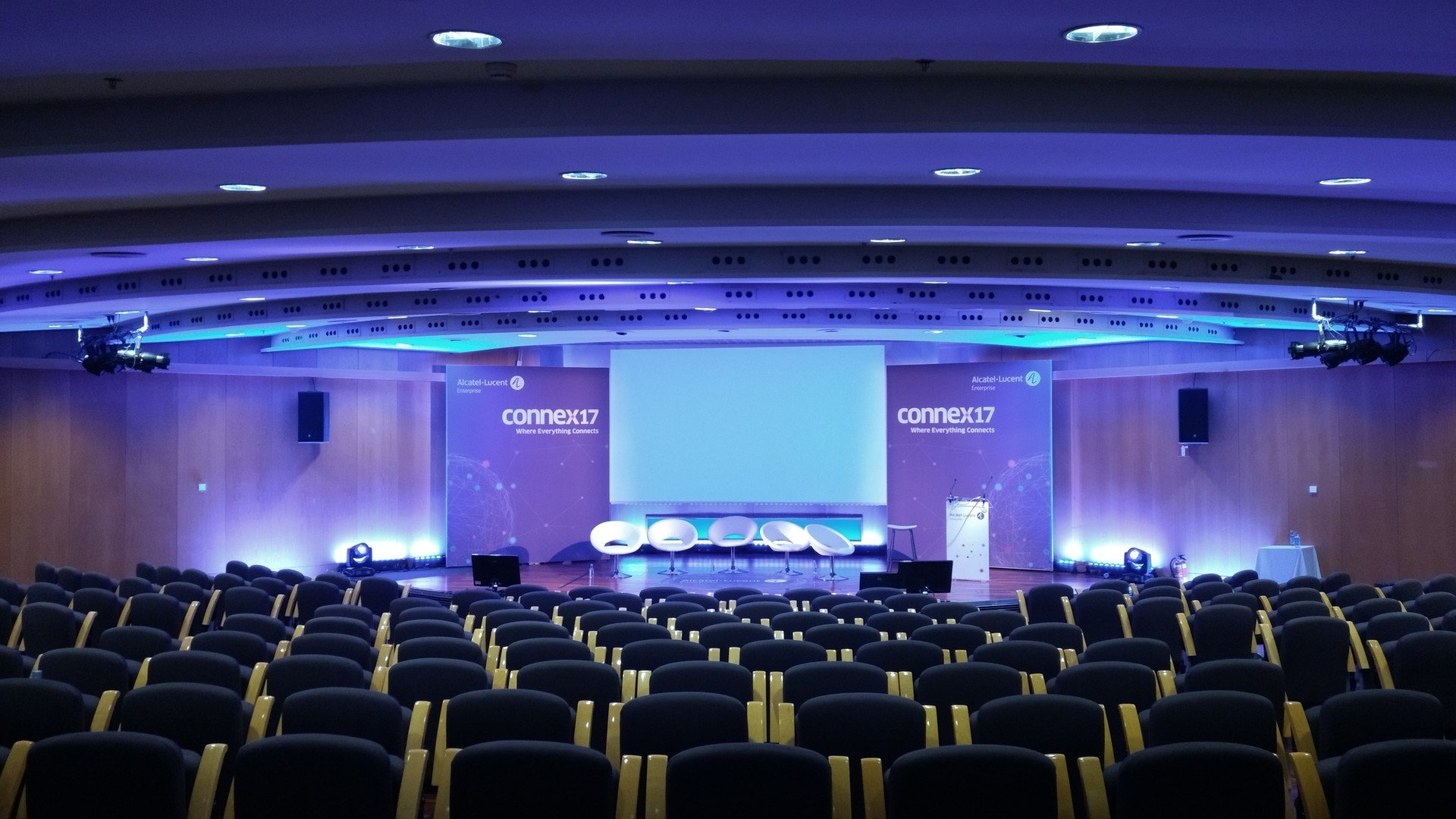 Barcelone conference rooms Auditorium Auditorio WTCB image 3