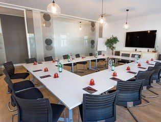 Berlin Schulungsräume Meeting room Satellite Office - Französische Straße image 4