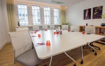 Berlin Schulungsräume Meetingraum Satellite Office an der Französischen Straße image 6