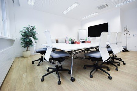 Berlin Schulungsräume Meetingraum Satellite Office an der Französischen Straße image 2