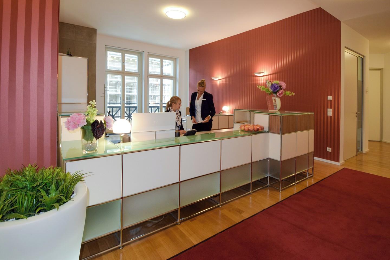 Berlin Besprechungsräume Salle de réunion Satellite Office - Unter den Linden - Besprechungsraum image 2