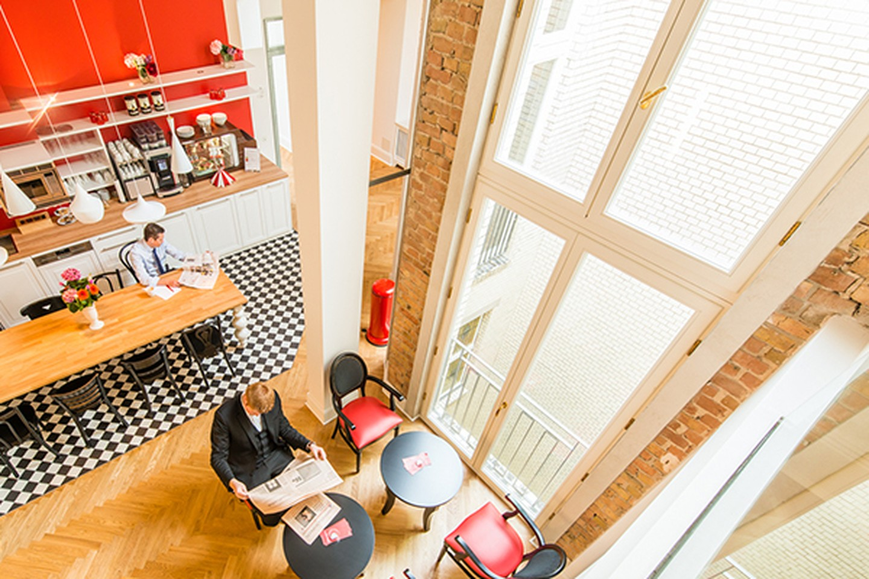 Berlin Besprechungsräume Meeting room Satellite Office - Haus Cumberland - Turmzimmer image 0