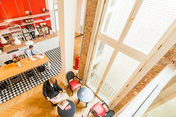Berlin Besprechungsräume Salle de réunion Satellite Office - Haus Cumberland - Turmzimmer image 0