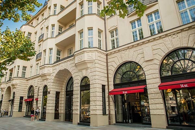 Berlin Besprechungsräume Meeting room Satellite Office - Haus Cumberland - Turmzimmer image 1