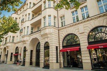 Berlin Besprechungsräume Salle de réunion Satellite Office - Haus Cumberland - Turmzimmer image 1