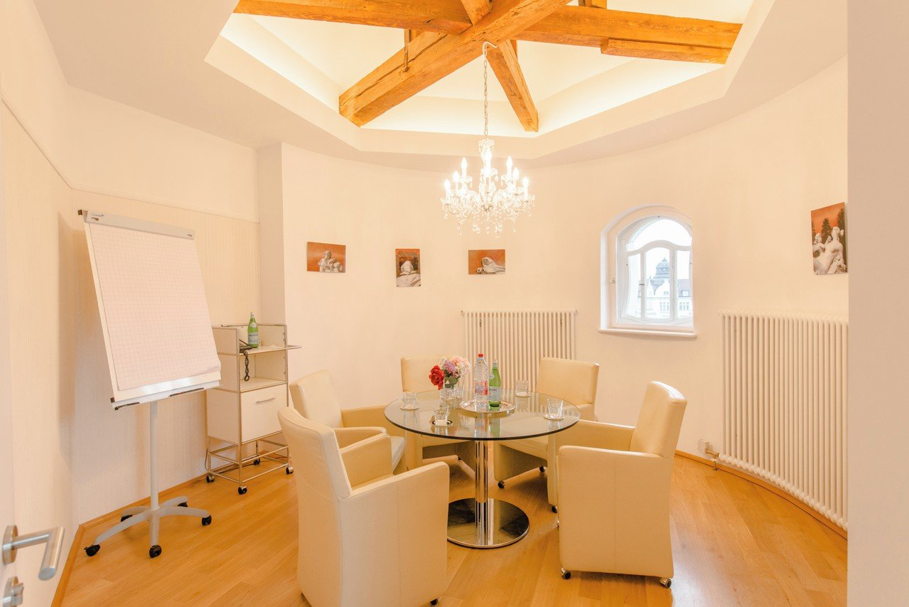 Berlin Besprechungsräume Salle de réunion Satellite Office - Haus Cumberland - Turmzimmer image 4