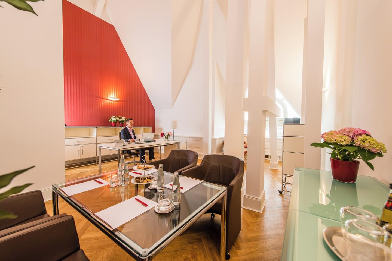 Berlin Besprechungsräume Meeting room Satellite Office - Haus Cumberland 1 image 3
