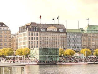 Hamburg Seminarräume Salle de réunion Satellite Office Hamburg - Elbesaal image 0