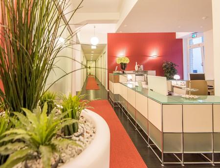 Hamburg Besprechungsräume Salle de réunion Satellite Office Hamburg - Kamin Lounge Gutruf Haus image 5