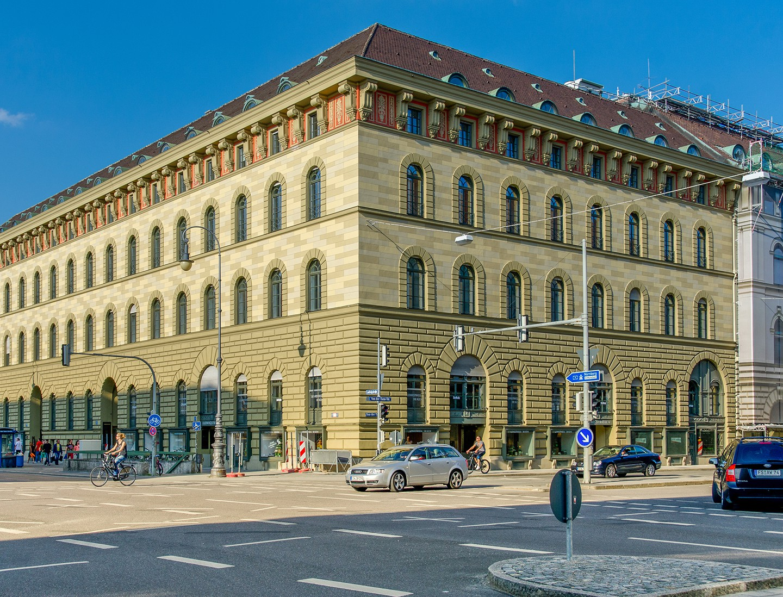 München Besprechungsräume Meetingraum Satellite Office - Ludwigpalais image 2