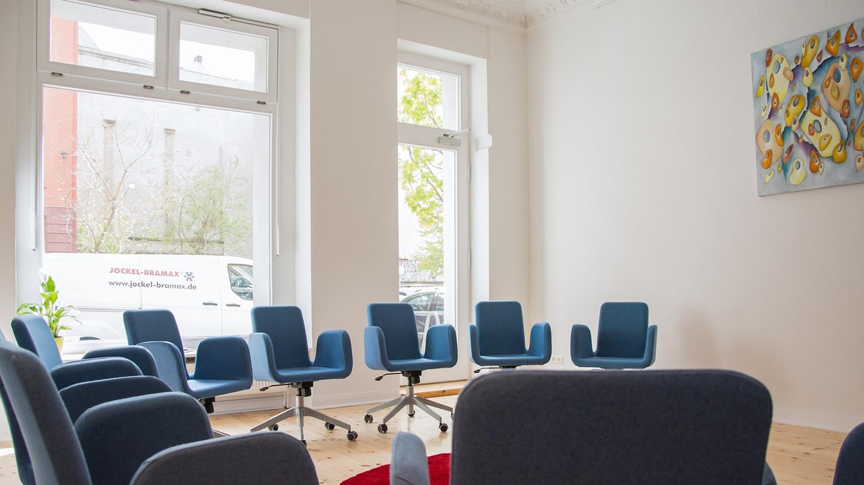 Berlin Train station meeting rooms Meeting room Workshopraum groß (75qm) image 1