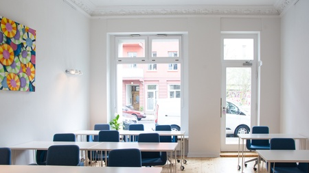 Berlin Train station meeting rooms Meeting room Workshopraum groß (75qm) image 7