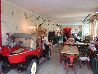 München corporate event venues Cafe Cafe von und zu image 0
