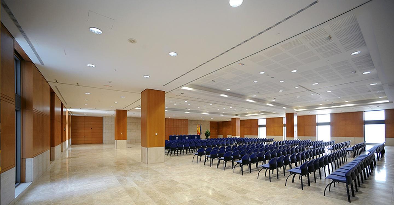 Barcelona seminar rooms Meetingraum Agora 816 m2 meeting room image 2