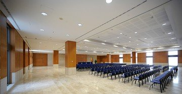 Barcelone seminar rooms Salle de réunion Agora 816 m2 meeting room image 2