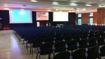 Barcelone seminar rooms Salle de réunion Agora 816 m2 meeting room image 3