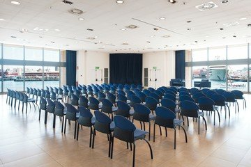 Barcelona seminar rooms Meeting room Port Vell 700 m2 meeting room image 1