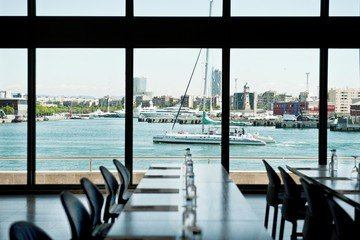 Barcelona seminar rooms Meeting room Port Vell 700 m2 meeting room image 0