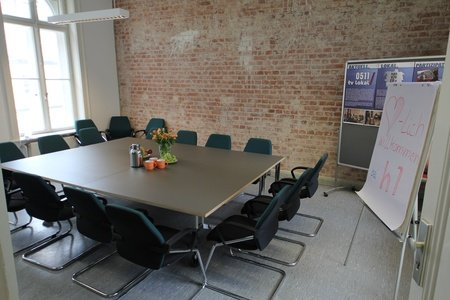 Hannover Train station meeting rooms Meetingraum H1 image 0