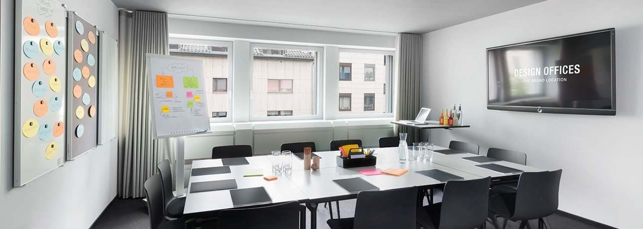 Francfort Train station meeting rooms Salle de réunion Design Offices Frankfurt Westend - Project Room image 2