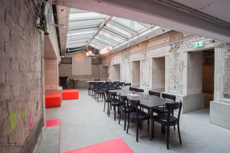 Berlin workshop spaces Meetingraum Basement image 2