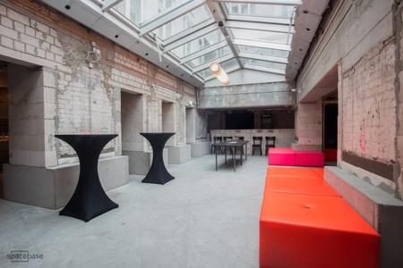 Berlin workshop spaces Meetingraum Basement image 7