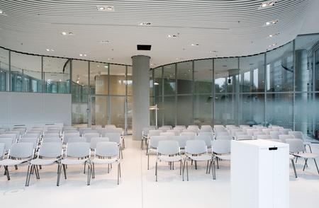 Düsseldorf seminar rooms Auditorium Sky Office Düsseldorf - Unser Auditorium image 4