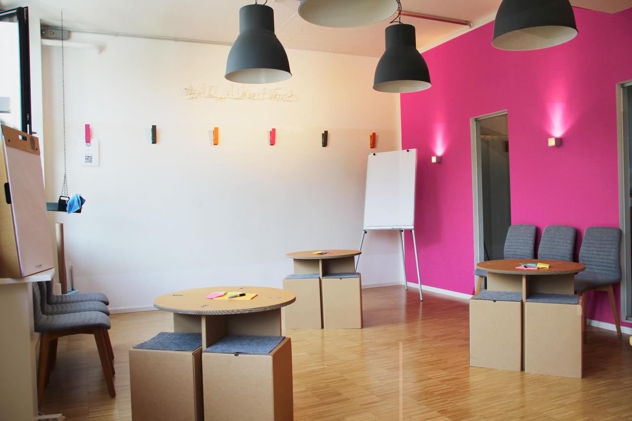 München workshop spaces Workshop Workshopraum image 3