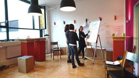 Munich workshop spaces Meeting room BalanLab Creative Space image 1