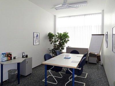 Nuremberg conference rooms Salle de réunion hib Coworking Projektraum image 0