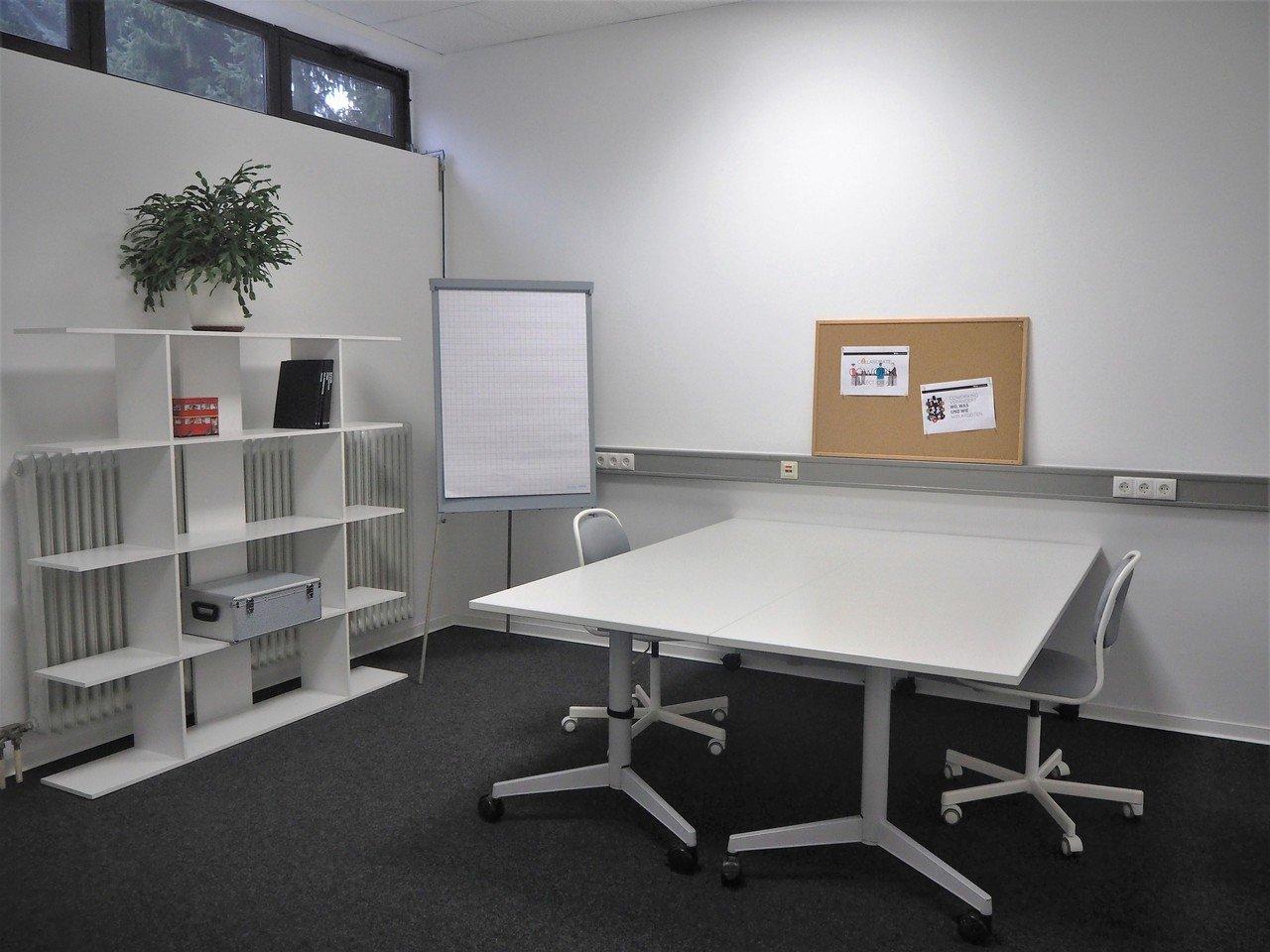 Nürnberg Konferenzräume Meetingraum hib Coworking Projektraum image 1