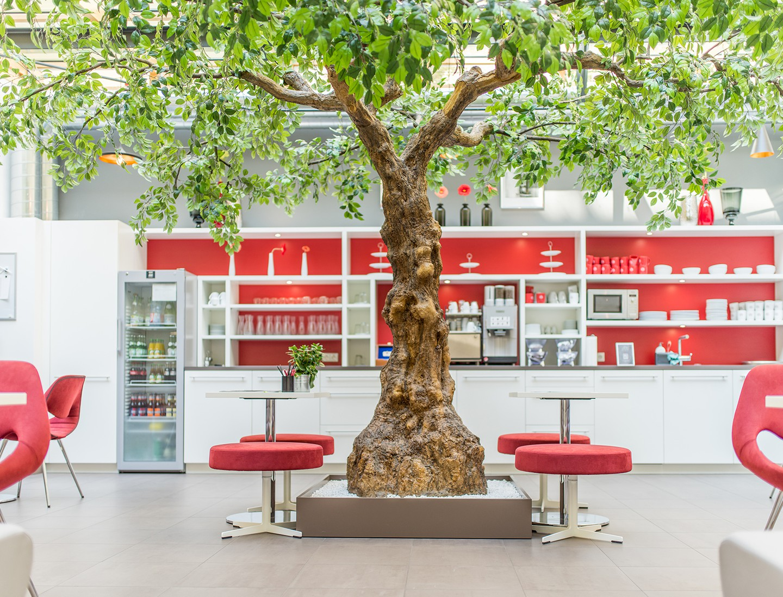 Munich Besprechungsräume Meeting room Satellite Office - Alte Hopfenpost - Lounge image 3