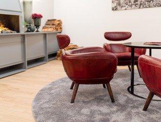 München Besprechungsräume Meetingraum Satellite Office - Alte Hopfenpost - Lounge image 1