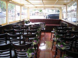 Amsterdam corporate event venues Bateau 't Smidtje - Couperus image 10