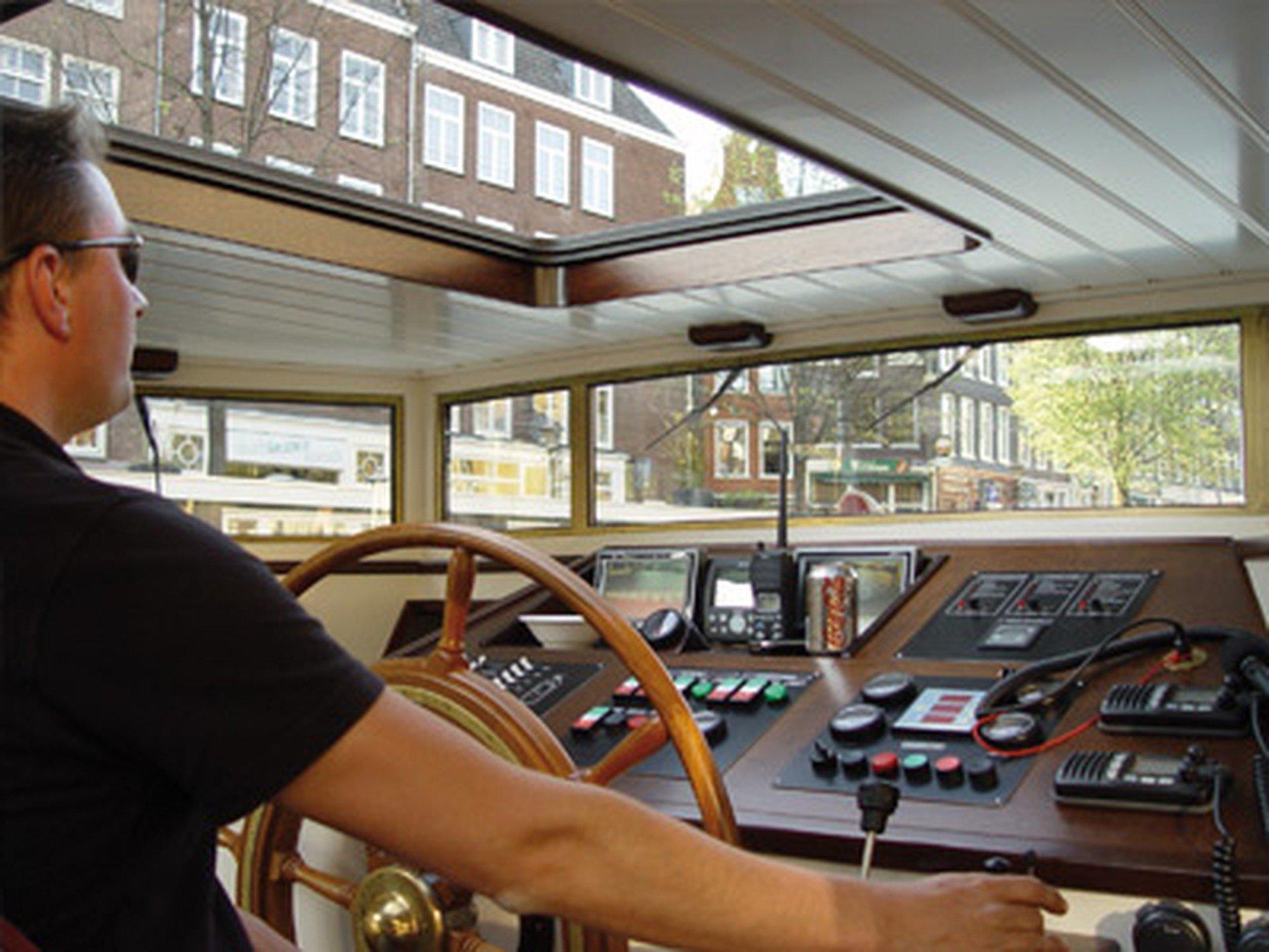 Amsterdam corporate event venues Boat 't Smidtje - Couperus image 10